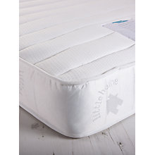 Buy little home at John Lewis 15cm Deep 1000 Pocket Spring Water Resistant Mattress, Medium, Single Online at johnlewis.com