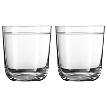 Buy Vera Wang for Wedgwood Bande Tumbler, Set of 2 Online at johnlewis.com