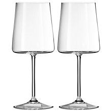 Buy Vera Wang for Wedgwood Metropolitan Goblet, Set of 2 Online at johnlewis.com