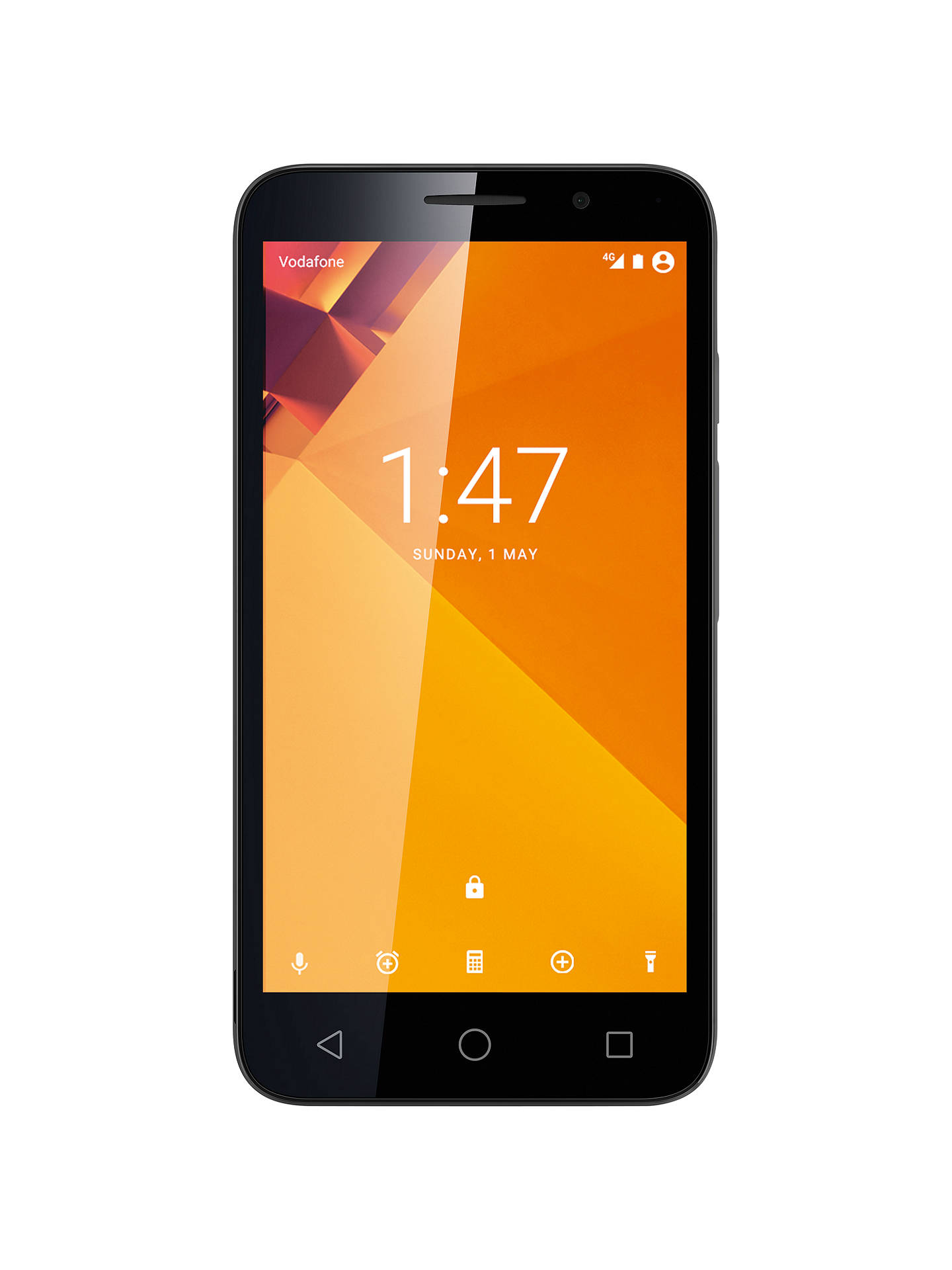 """Vodafone Smart Turbo 7 Smartphone, Android, 5"""", Pay As You ..."""
