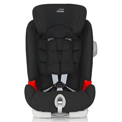 buy britax r mer advansafix iii sict group 1 2 3 car seat cosmos black john lewis. Black Bedroom Furniture Sets. Home Design Ideas