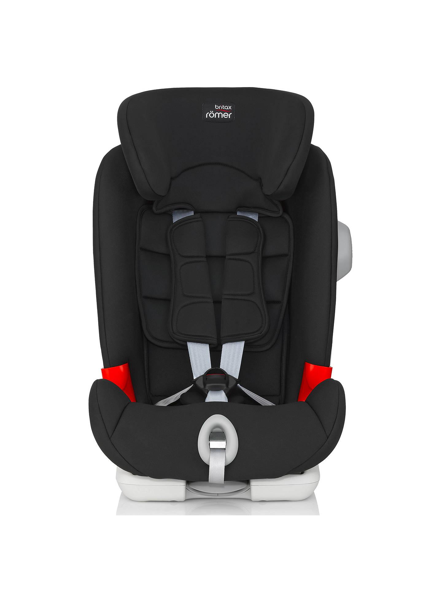 Britax Römer ADVANSAFIX III SICT Group 1/2/3 Car Seat ...