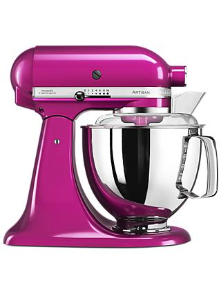 KitchenAid | Pink | Food Mixers | John Lewis & Partners on kitchen aid cookware, kitchen aid freezer, kitchen aid chopper, kitchen aid can opener, kitchen aid food, kitchen aid toaster, kitchen aid fan, kitchen aid kettle, kitchen aid oven, kitchen aid coffee maker, kitchen aid juicer, kitchen aid blender, kitchen aid scraper, kitchen aid grinder, kitchen aid measuring spoons, kitchen aid colander, kitchen aid valves, kitchen aid cooker, kitchen aid stove, kitchen aid cooktop,