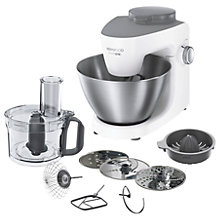 Buy Kenwood Khh300WH MultiOne Stand Mixer, White Online at johnlewis.com