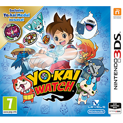 Yo-Kai Watch, Nintendo 3DS