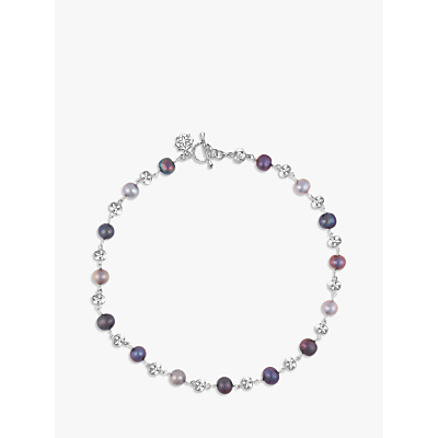 Dower & Hall Freshwater Pearl Nugget Collar Necklace thumbnail