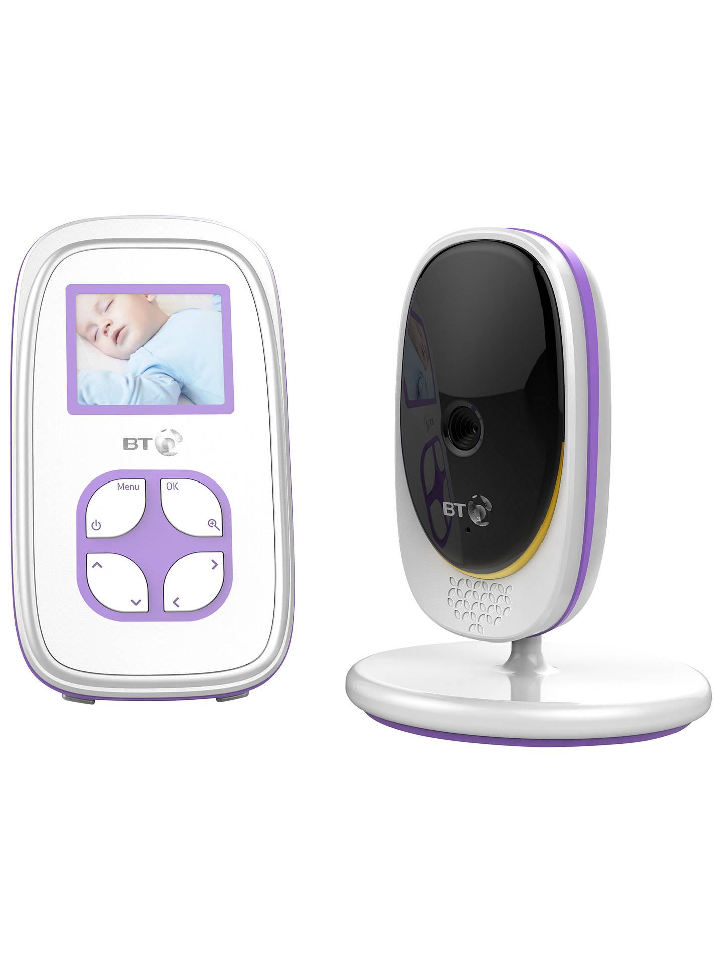 606915af7c28 Buy BT Video Baby Monitor 2000 Online at johnlewis.com ...