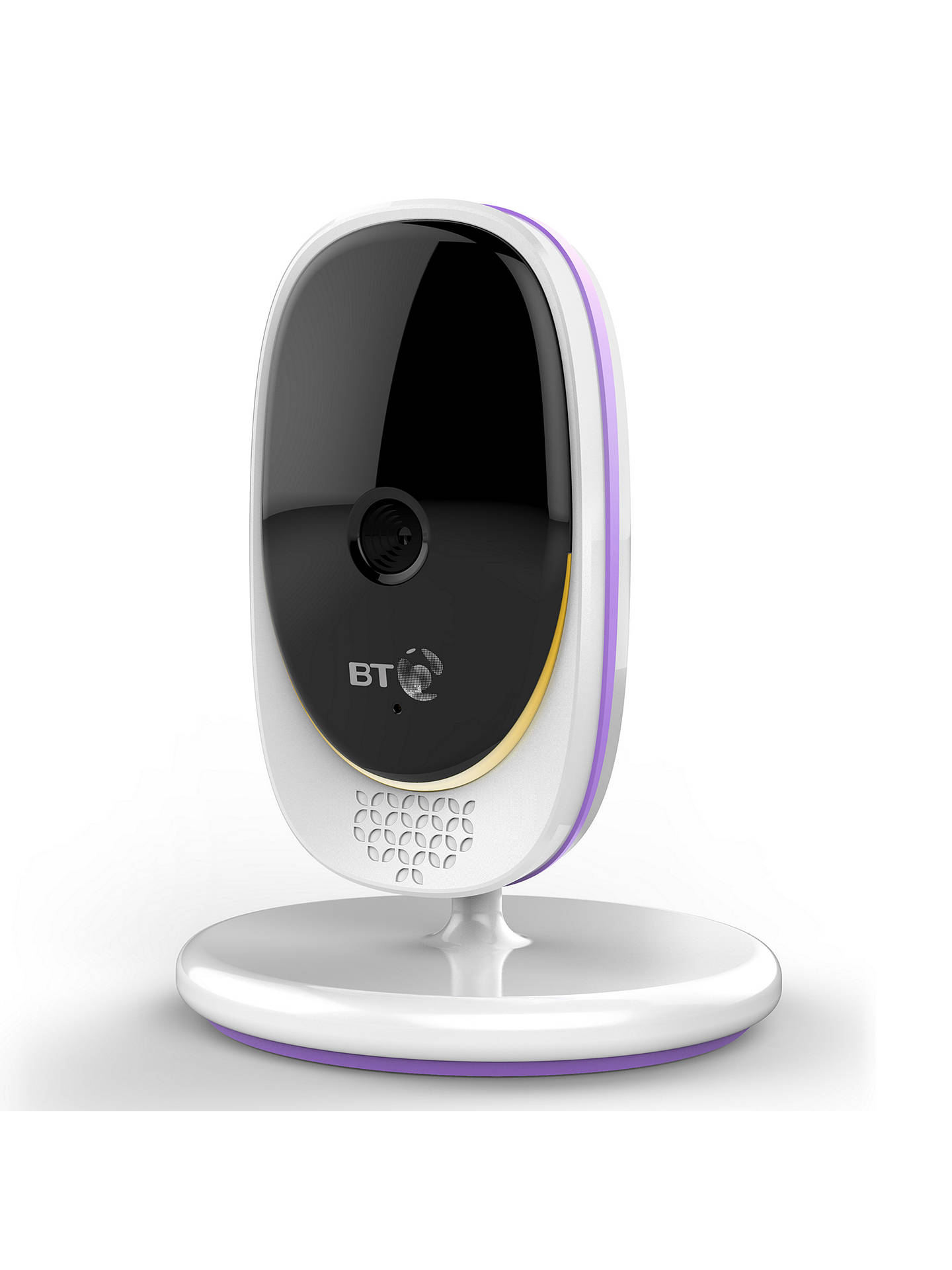 Night Vision New BT Video Baby Monitor 2000 With Lullabies Manual Pan and Tilt
