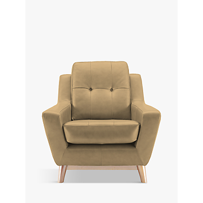 G Plan Vintage The Fifty Three Leather Armchair