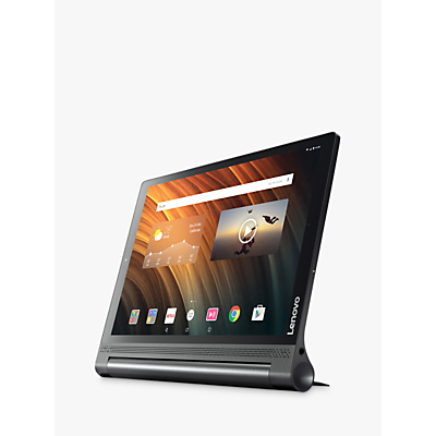 Lenovo YOGA Tab 3 Plus Tablet, Android, 32GB, Wi-Fi, 10.1, Black