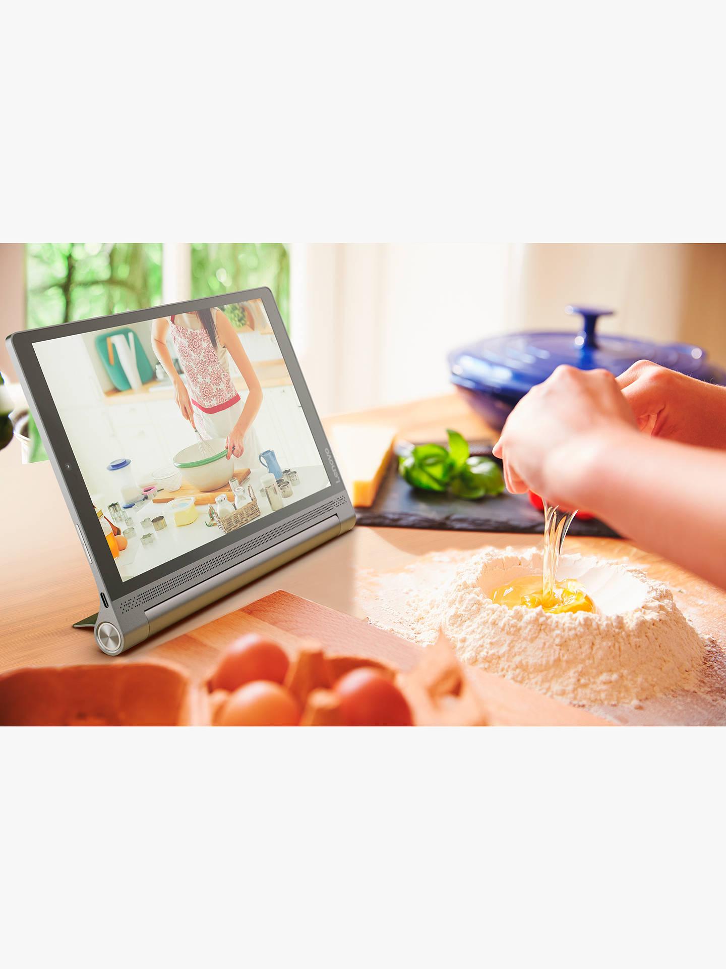Lenovo YOGA Tab 3 Plus Tablet, Android, 32GB, Wi-Fi, 10 1