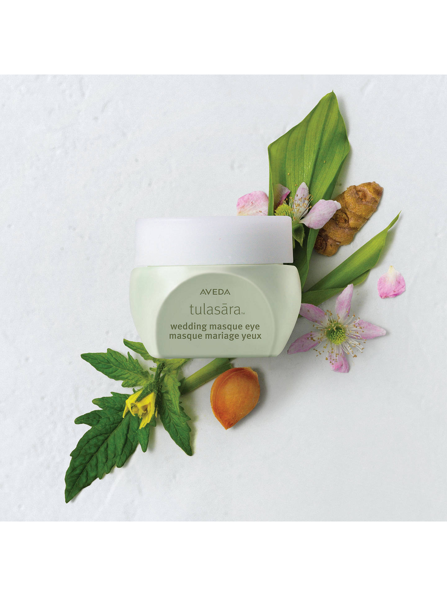 BuyAVEDA Tulasara Wedding Eye Masque, 15ml Online at johnlewis.com