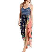 Buy White Stuff Coral Bay Sarong, Multi Online at johnlewis.com