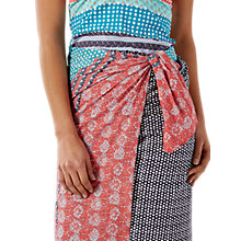 Buy White Stuff Siesta Spot Sarong, Multi Online at johnlewis.com