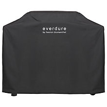 Buy everdure by heston blumenthal FURNACE™ 3 Burner Gas BBQ Cover, Black Online at johnlewis.com