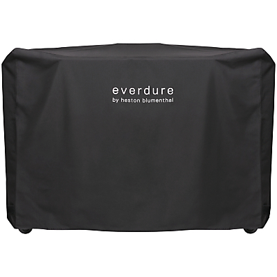 everdure by heston blumenthal HUB™ Electric Ignition Charcoal BBQ Cover, Black