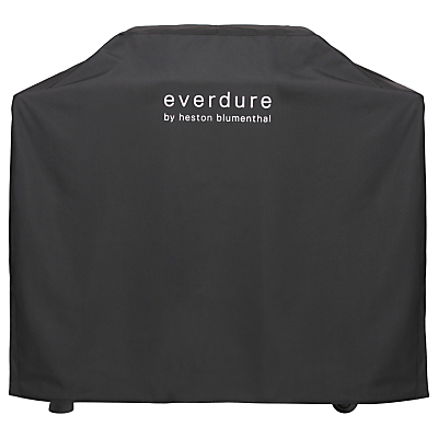 everdure by heston blumenthal FORCE™ 2 Burner Gas BBQ Cover, Black
