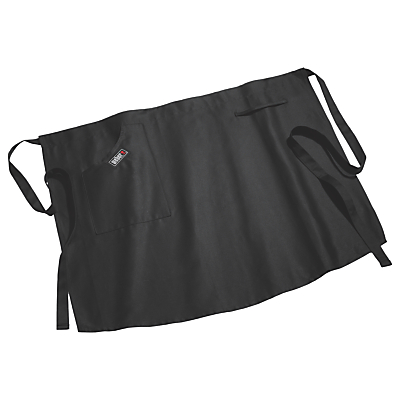 Weber BBQ Cook's Apron, Black Review thumbnail