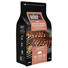 Buy Weber® Pork Wood Chips, 0.7kg Online at johnlewis.com