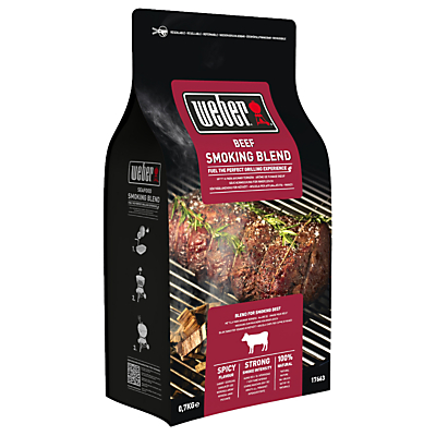 Weber® Beef Wood Chips, 0.7kg Review thumbnail