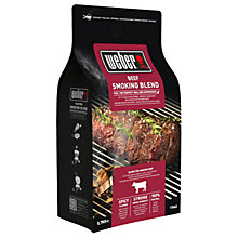 Buy Weber® Beef Wood Chips, 0.7kg Online at johnlewis.com