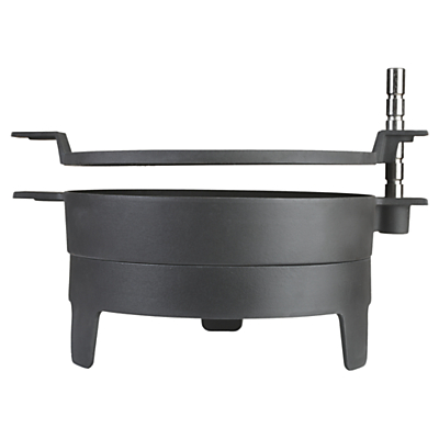 Morsø Tabletop Grill, Black
