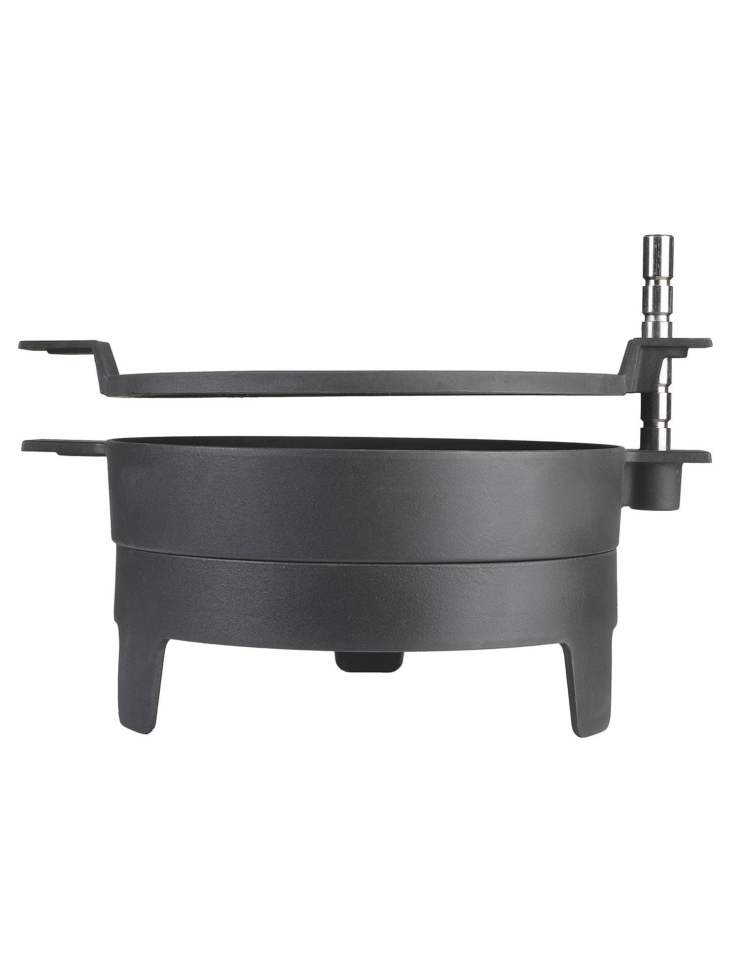 Buy Morsø Tabletop Charcoal Grill, Black Online at johnlewis.com