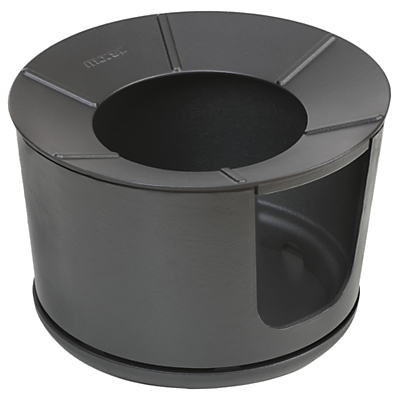 Morsø Bucket Charcoal BBQ, Black