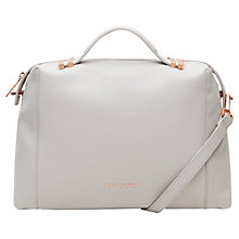 Buy Ted Baker Albee Leather Tote Bag Online at johnlewis.com