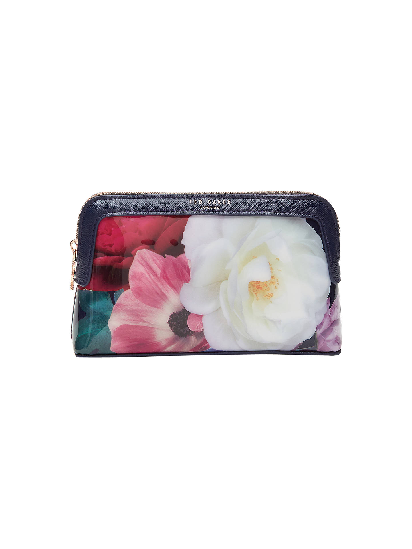 bcb3fbfa2b76f1 Buy Ted Baker Mayree Blushing Bouquet Makeup Bag