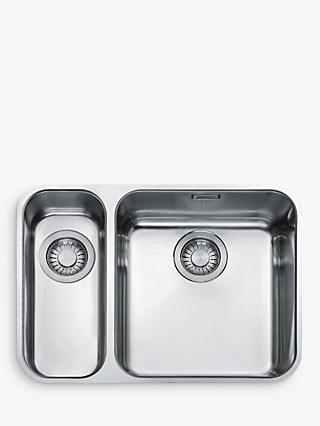 Franke | Kitchen Sinks | John Lewis & Partners