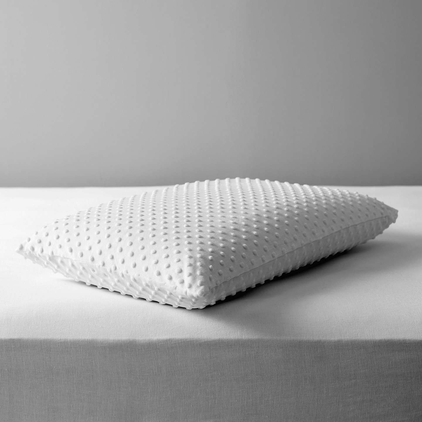 BuyHypnos Latex Low Profile Standard Pillow Online at johnlewis.com