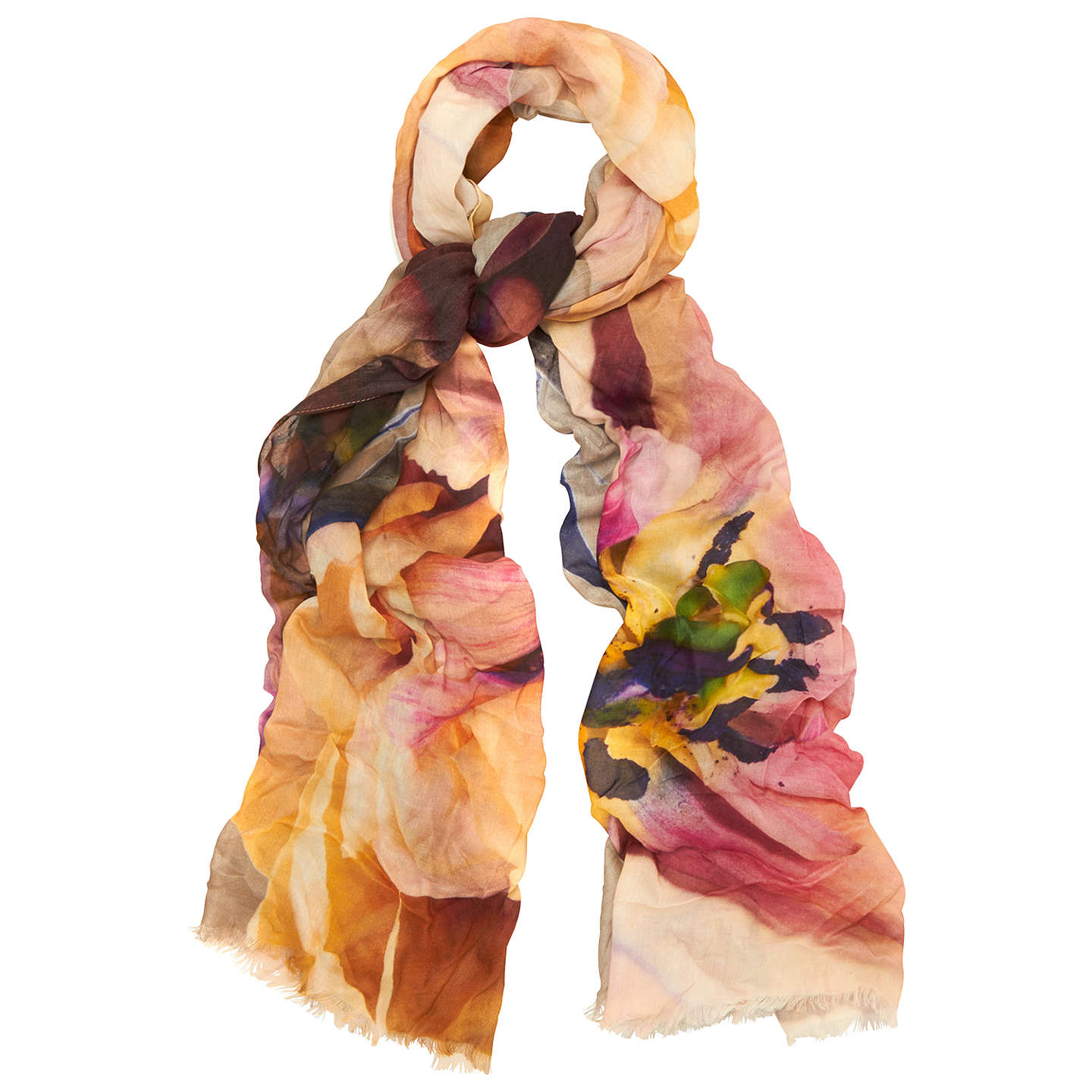 BuyPhase Eight Casey Scarf, Multi Online at johnlewis.com