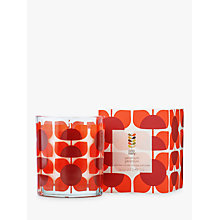 Buy Orla Kiely Geranium Scented Candle Online at johnlewis.com