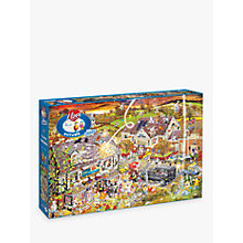 Buy Gibsons I Love Autumn Jigsaw Puzzle, 1000 pieces Online at johnlewis.com