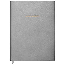 Buy Katie Loxton Magical Moments Notebook, Grey Online at johnlewis.com