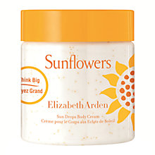 Buy Elizabeth Arden Sunflowers Body Cream, 500ml Online at johnlewis.com