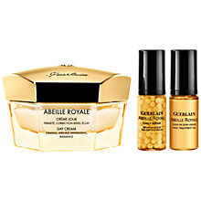 Buy Guerlain Abeille Royale Full Cream Skincare Set Online at johnlewis.com