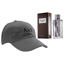 Buy Abercrombie & Fitch First Instinct 50ml Eau de Toilette with Gift Online at johnlewis.com