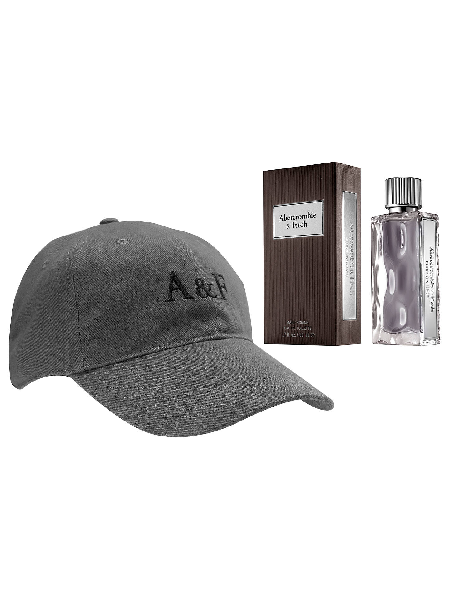 35210038 Buy Abercrombie & Fitch First Instinct 50ml Eau de Toilette with Gift  Online at johnlewis.