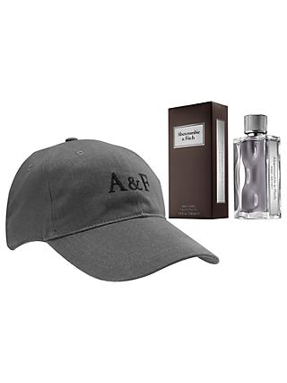 Abercrombie & Fitch First Instinct 100ml Eau de Toilette with Gift