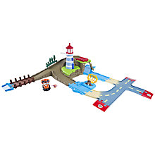 Buy Paw Patrol Skye & Zuma's Lighthouse Rescue Track Set Online at johnlewis.com