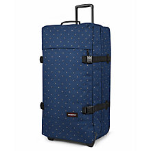 Buy Eastpak Tranverz Large 79cm 2-Wheel Suitcase Online at johnlewis.com
