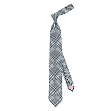 Buy Thomas Girtin Check Woven Silk Tie Online at johnlewis.com