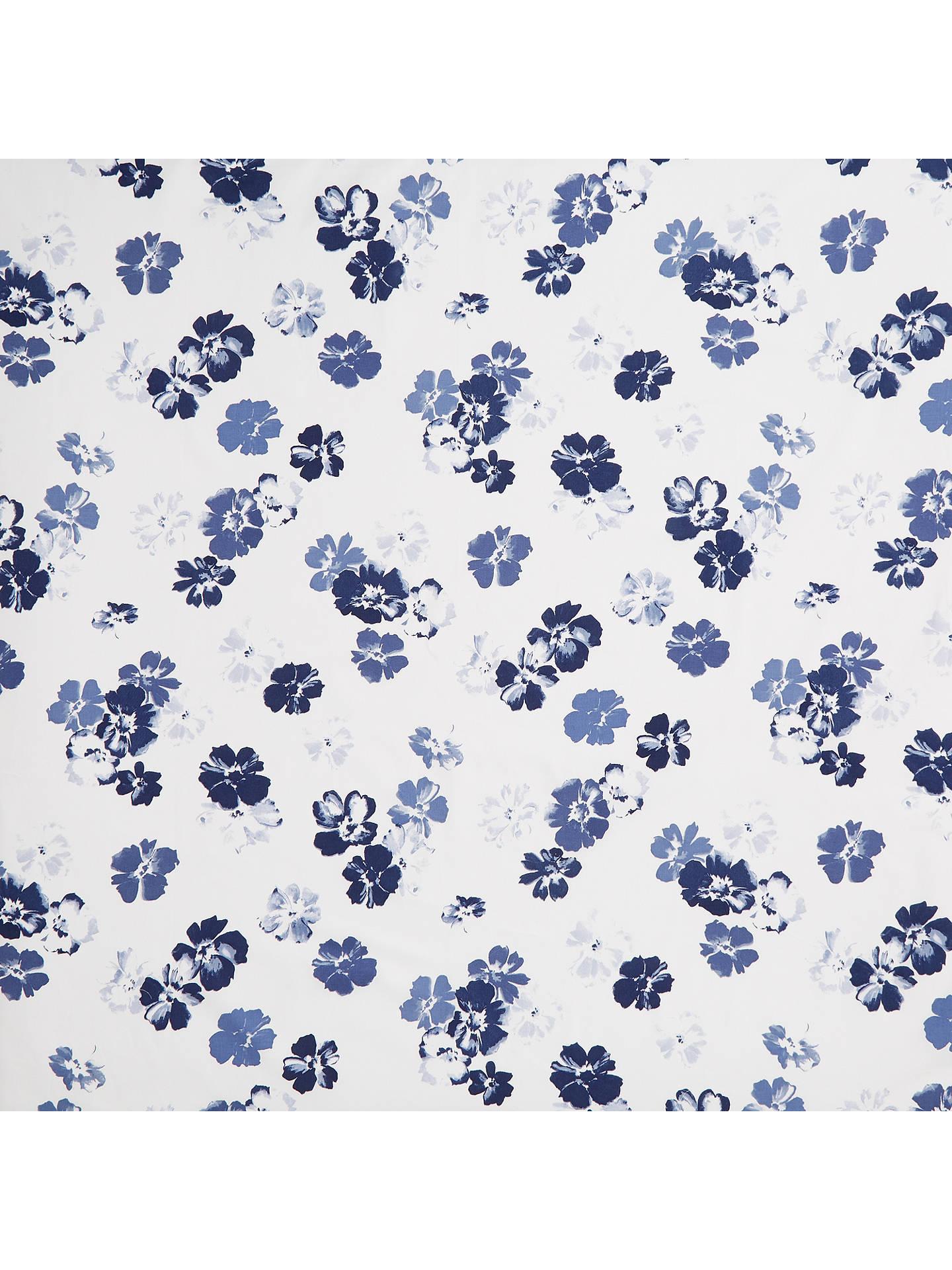 Kokka Tonal Oversized Flower Fabric At John Lewis Partners