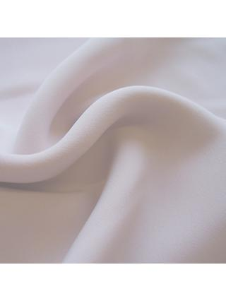 Carrington Fabrics Juliet Soft Touch Chiffon Fabric, Ivory