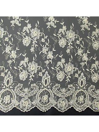 Carrington Fabrics Sienna Bridal Lace Fabric