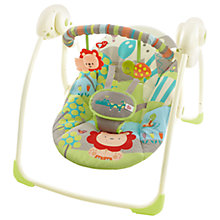 Buy Bright Starts Up Up and Away Baby Portable Swing Online at johnlewis.com