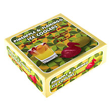 Buy Mixology Pineapples and Flamingos Drinks Coolers, Pack of 18 Online at johnlewis.com