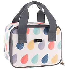 Buy Beau and Elliot Raindrop Personal Coolbag Online at johnlewis.com